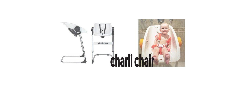 NYHED! Den smarte 2-i-1 badestol fra Charli Chair er ankommet!