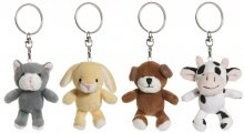 TEDDY PALS, FINGER PUPPETS & KEYRINGS